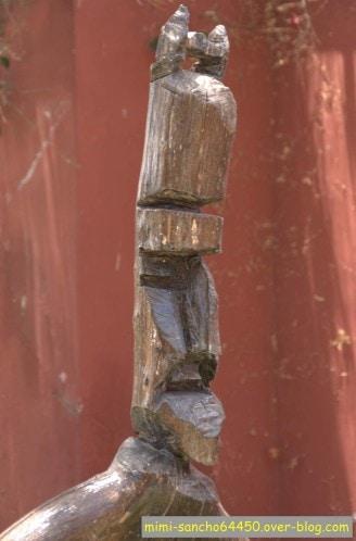 sculpture nasca